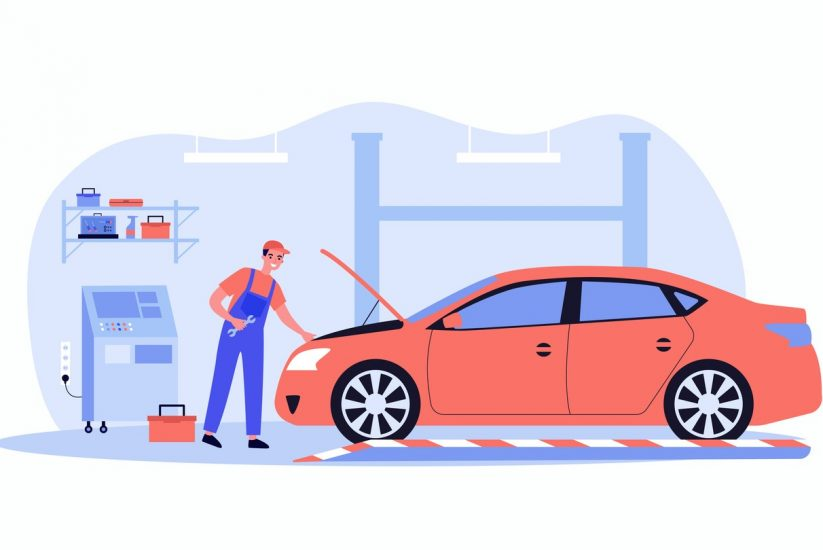 oil inspect