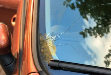 Why You Shouldn't Drive With a Chipped Windshield